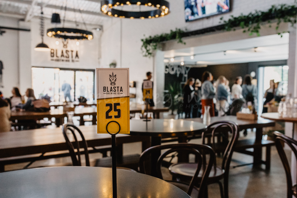 Event Photography by Chanelle Megan Photography at Blasta Brewing Co Perth