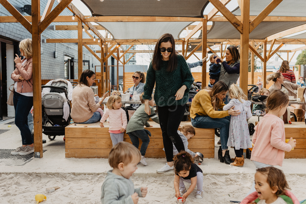 Perth Mums are encouraged to bring their children along with them to the Perth Mama Events. Photography by Chanelle Megan Photography.