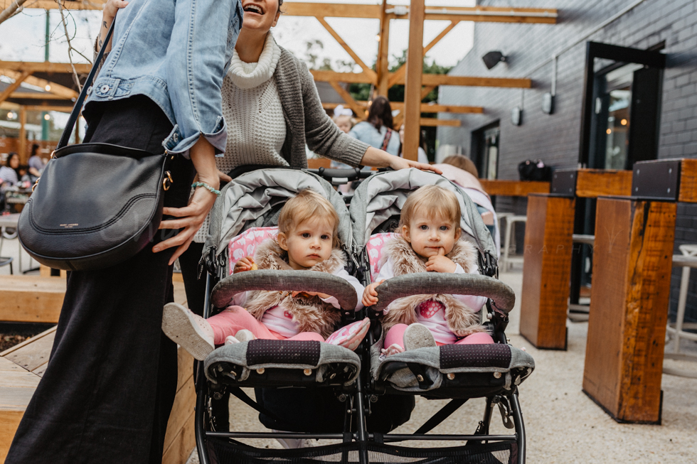 Chanelle Megan Photography captures candid and authentic moments during a Perth Mamas event.