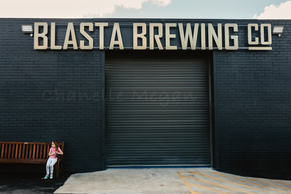 Blasta Brewing Co in Perth after a Perth Mamas event. Image taken by Chanelle Megan Photography