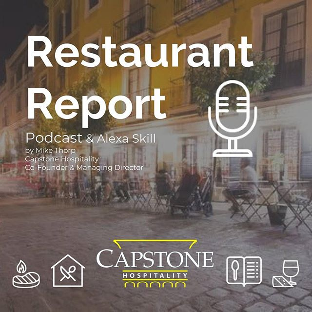 Developing the Daily Restaurant Report Alexa Skill! Waiting for certification, in the meantime time you can find the daily updates on iTunes and Google Play.  Links are in the bio and the Alexa Daily Briefing will be linked when it's ready.  Thank you for your support!