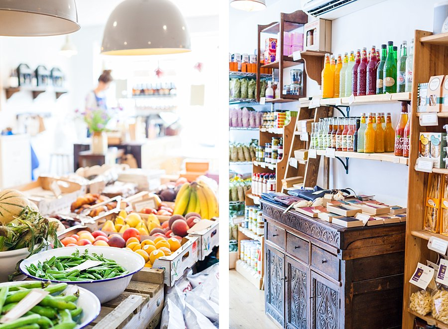 Katie Spicer Photography - The Goring Grocer - Retail Photography