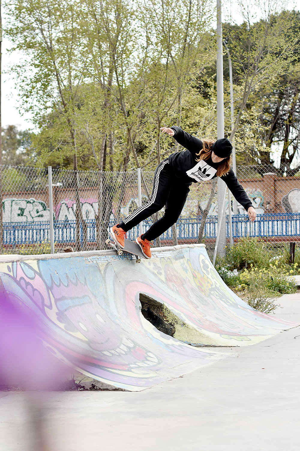Andrea Benitez, bs5050, Madrid 2019. Photo Credit : Lews Royden.