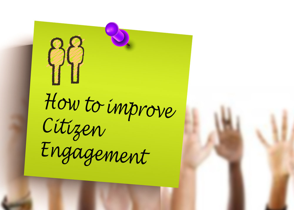 Creating citizen engagement