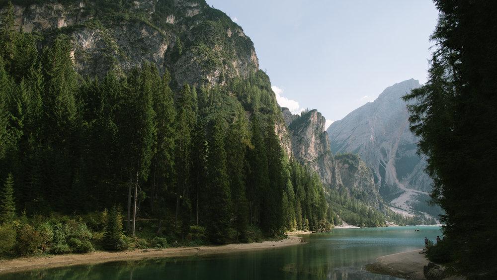 Lago di Brais
