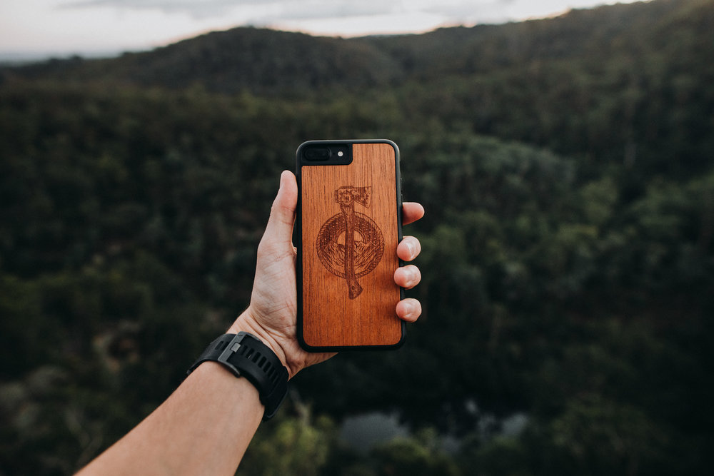 Carved Custom Phone Cases