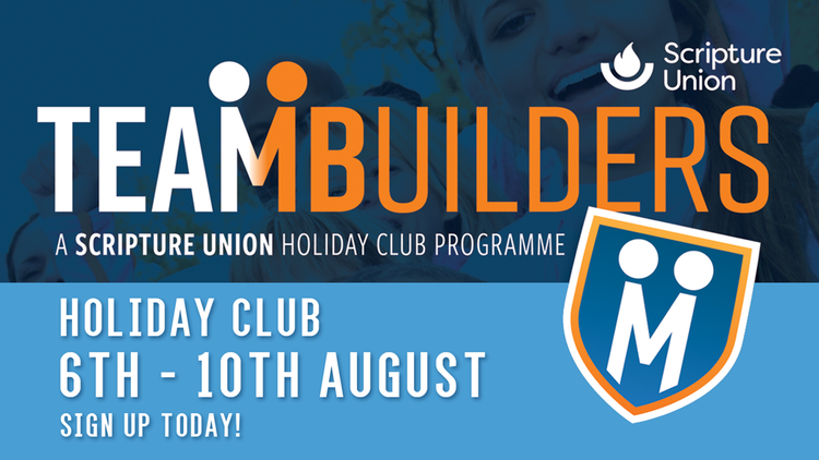 Come along and join us at The Holiday Bible Club at DCFC