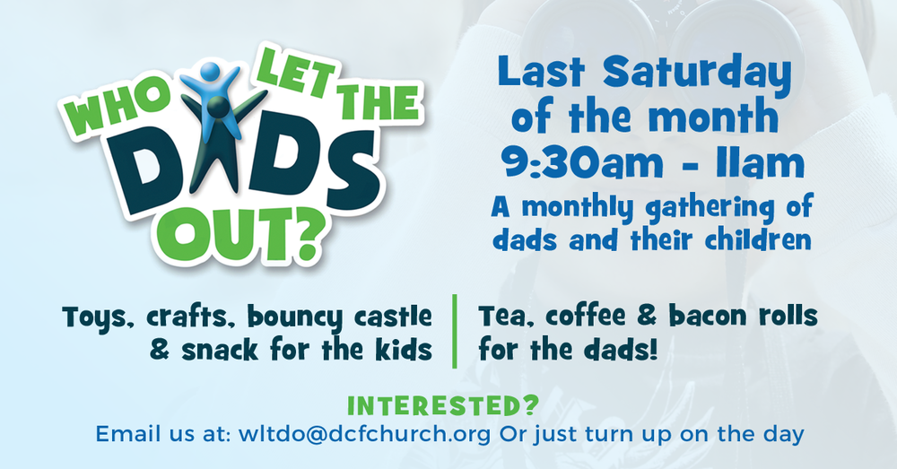 JUN 30th, Looking forward to seeing Dads and Children HERE !!