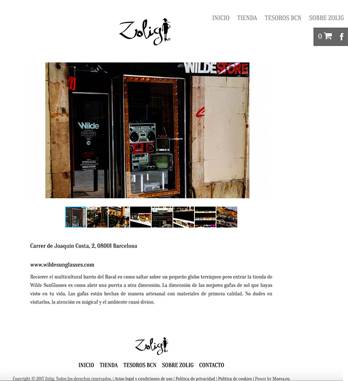 New Post by Zolig Barcelona.   http://www.zolig.es