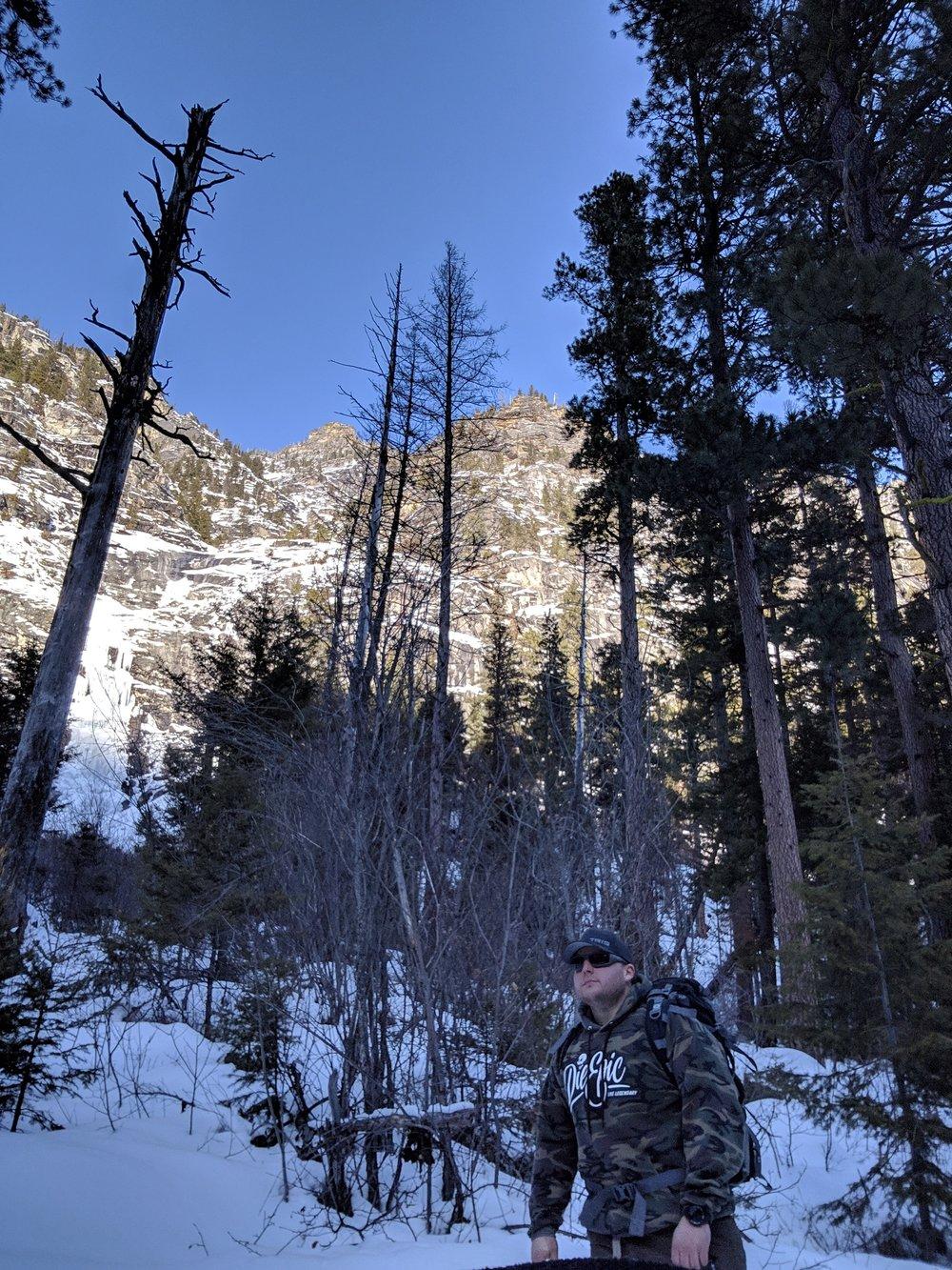 January 2019 Winner - Montana Mountains
