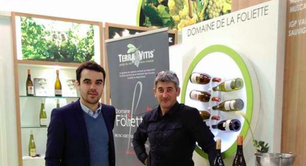 Dennis Brosseau og Éric Vincent, Domaine de la Foliette