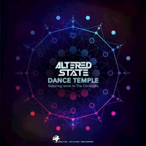 ALTERED STATE - DANCE TEMPLE - a brilliant new EP/Single by Irish super producer Altered State (David Sheehan), one of the finest acts to emerge from the Irish progressive scene in the past years, Altered State features 2 brilliant brand new tracks, with a true-trance vibe, and featuring a massive remix to Gaia from super duo The Chromatic.