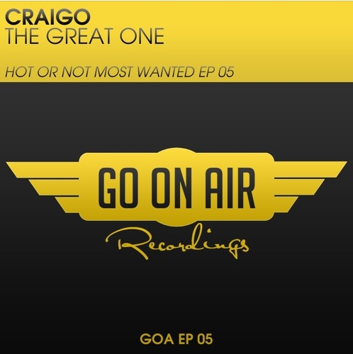 CRAIGO - THE GREAT ONE (ORIGINAL MIX) -