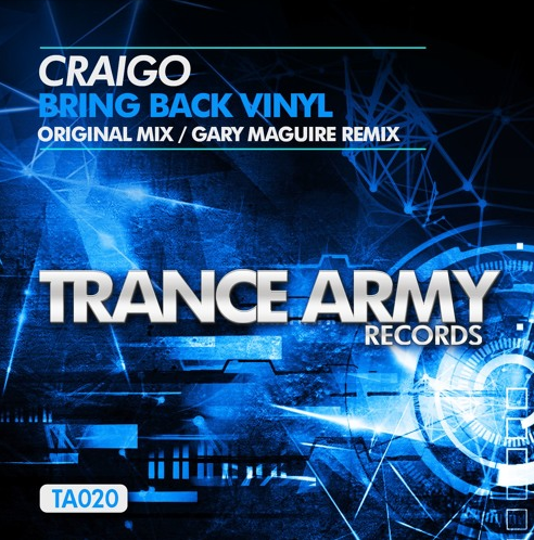CRAIGO - BRING BACK VINYL (ORIGINAL MIX) -