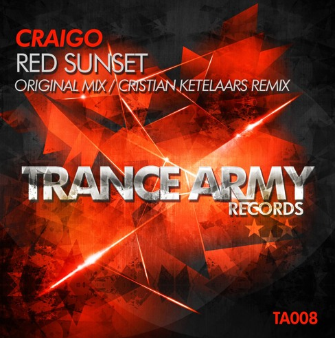 CRAIGO - RED SUNSET (ORIGINAL MIX) -