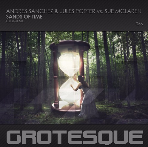 ANDRES SANCHEZ & JULES PORTER - SAND OF TIME (ORIGINAL MIX) - 10.07.2017