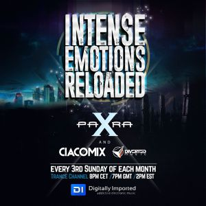 para x's monthly show, intense emotions reloaded -