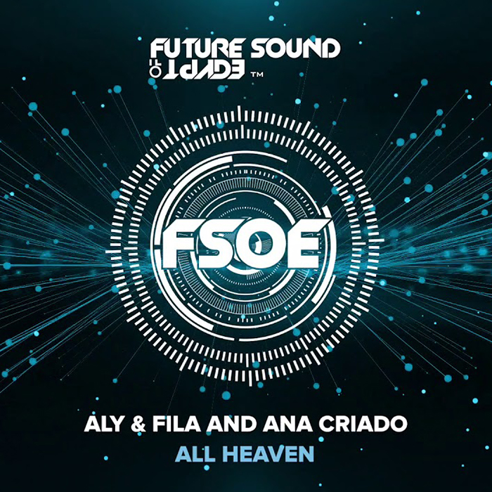 "aly & fila and ana criado - all heaven - Egyptian Trance legends Aly & Fila are back with a special tune, in ""All Heaven"", the fourth single from their forthcoming studio album ""Beyond The Lights"". Supported by the beautiful vocals of Ana Criado, ""All Heaven"" is an uplifting masterpiece with the perfect blend of sublime melodies. This tune will be sure to sweep you off your feet and transport you into a state of euphoria."