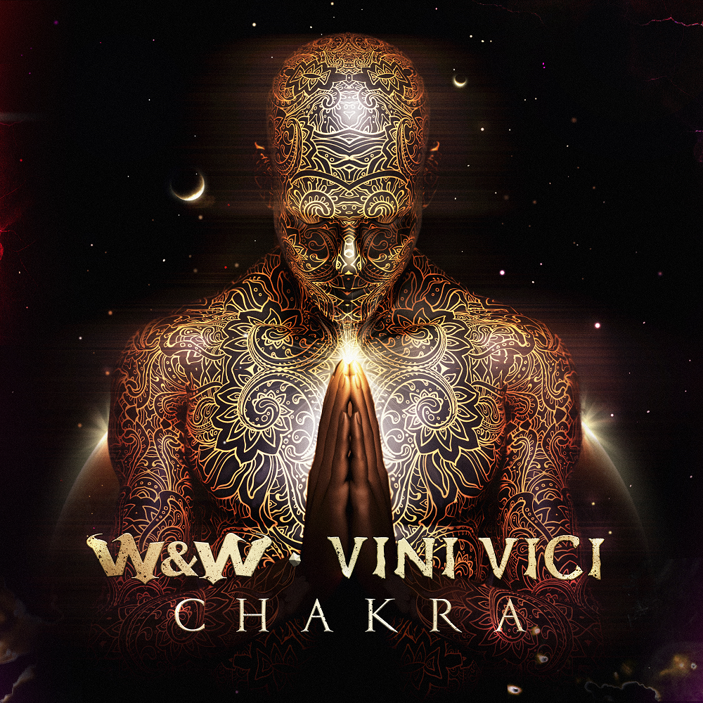 W&W X VINI VICI - CHAKRA - The moment you've been waiting for has arrived!!All things considered, 'Chakra' has got to be among the most massive records to see release on Mainstage Music this year.One of the most-played records at Tomorrowland Belgium 2017, this Big Room-meets-Psy-Trance banger from W&W and Vini Vici will be known the world over as the bulldozer of festival mainstages from this day forward.