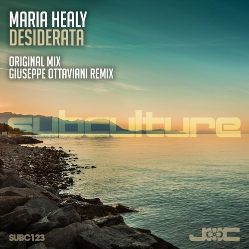maria healy -DESIDERATA (origianl mix) - Maria Healy is constantly on the spot with fantastic tunes so far in her trance career. Her latest track Desiderata is a magnificent feel good Ibiza trance journey with Paul van Dyk style melodies and progressions upon bouncy beats, driving energetic basslines and pleasurable synthy layers along with heavenly style voices. The breakdown is magical with Balearic guitar riff like melody and great piano theme along with relaxing ambience and positive optimistic synths that slowly come to the surface to lead the track to its feel good euphoric hands in the air climax.