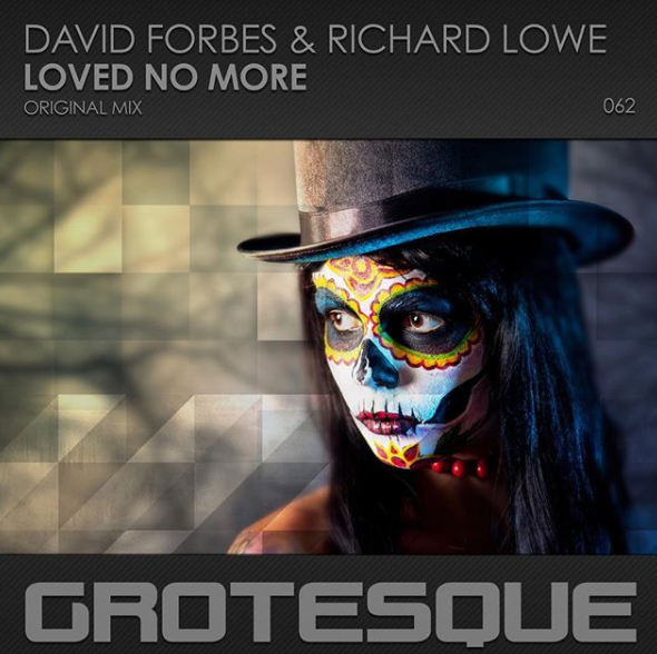 DAVID FORBES & RICHARD LOWE - LOVED NO MORE (Original Mix) - An enthralling melody will hook you form the very first beats, while the captivating bass will get you going as haunting vocals permeate the whole track! A top-notch production, signed David Forbes & Richard Lowe, could we expect anything different than a masterpiece?