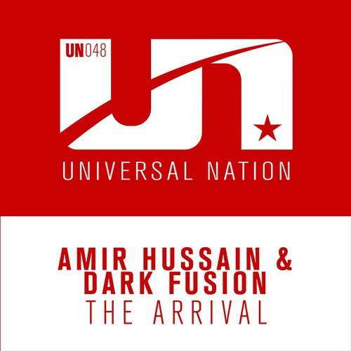 **out now** amir hussain & dark fusion - the arrival - A massive team-up by Amir Hussain & Dark Fusion has arrived. Fasten your seat belt!