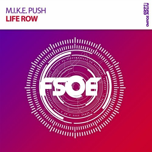 m.i.k.e. push - life row (original mix) - One of FSOE's biggest and best is back yet again with his next Trance installment. M.I.K.E. Push takes us back to where it all began in this classic inspired tune – 'Life Row'. Beats, basslines and melodies. This is what it's all about.