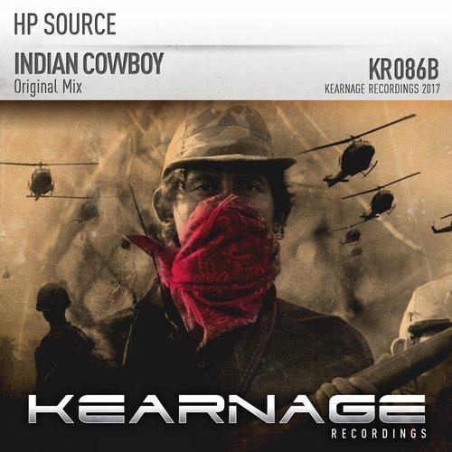 Hp source - indian cowboy (Original mix) - HP Source return to Kearnage Recordings.Part 2 is, Indian Cowboy.
