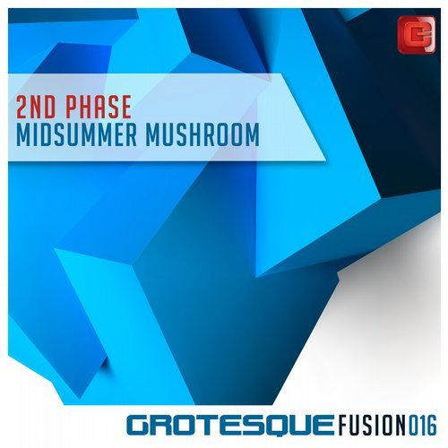 2nd phase - midsummer mushroom  - 2nd Phase's new cut is more than just a record, demonstrating a gorgeous synergy between the magical synthline and the blissful melody able to capture any listener's attention in the blink of an eye, and the kind of tune that makes you smash the repeat button again and again.