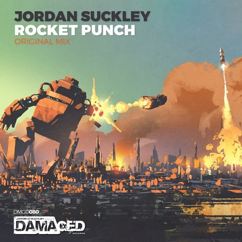 Jordan Suckley - Rocket Punch - Dark chords and deep bass!Available now on Beatport