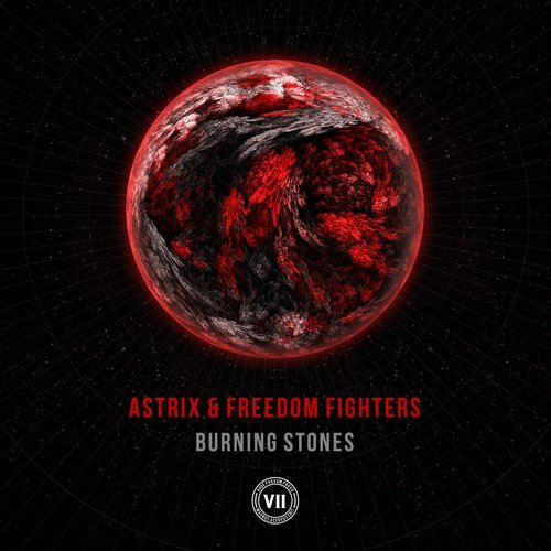 Astrix & Freedom Fighters - Burning Stones - The undisputed king and original pioneer of the psychedelic world finally lands with his debut appearance on VII. A timeless and classy collaboration with fellow VII member Freedom Fighters - Burning Stones is simply a masterpiece that showcases the very best soundscapes from a scene that has always been at the cutting edge of technology and sound manipulation. There are those that imitate and those that innovate.