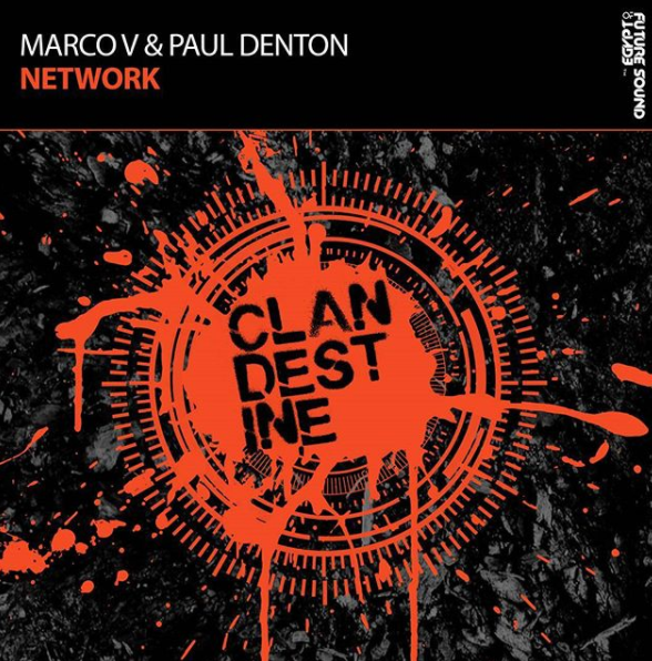marco v & paul denton - network - Trance legend Marco V teams up with Irish based DJ & producer Paul Denton for the formidable 'Network' on FSOE Clandestine. If you're looking for raw energy, rolling basslines and tech trance synths, then you've come to the right place. This is 'Network'.Released: 08.12.17