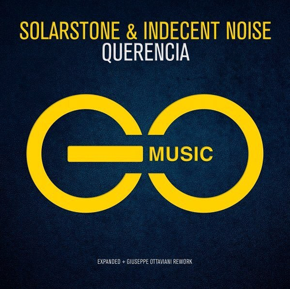 Solarstone & Indecent Noise - Querencia - When the headmaster of the Pure Trance movement joins forces with one of the key names of the darker and faster tech and psy-trance sound ? you know it's the prelude to something amazing. Solarstone and Indecent Noise bring the perfect amalgamation of their worlds, through 8,5 minutes of mind-blowing melody, arpeggio attacks, energizing leads and a taste making intro to psy. Querencia is a Spanish term, linked to the verb 'querer', 'to desire'. Querencia describes a place where one feels home ? and despite this aptly named track being a team-up of two masterminds in their own right, it's clear that neither of them feel far from it. A release on GO Music wouldn't be complete without a construction by GO himself. Giuseppe Ottaviani takes Querencia home to his distinctive, uplifting sound ? another melodic weapon that'll surely move the Live 2.0 crowds.