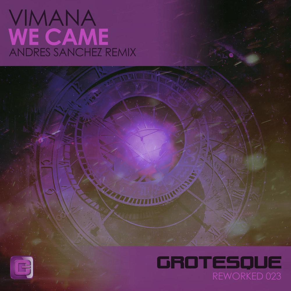 Vimana - We Came (Andres Sanchez Uplifting Remix) - 29.01.2018