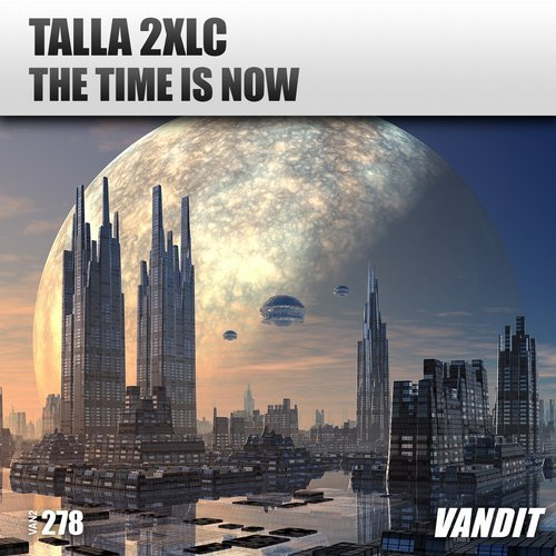 Talla 2XLC - The Time Is Now (Extended Mix) - Welcome to the family, Talla 2XLC. A long time friend and DJ colleague of Paul van Dyk finally joins the royal blue imprint. Talla hosts the infamous Techno Club nights in Frankfurt am Main and releases fabulous uplifting dancefloor goodness. 'The Time Is Now' is the perfect start into 2018 - make it your year, with Talla 2XLC and VANDIT Records.