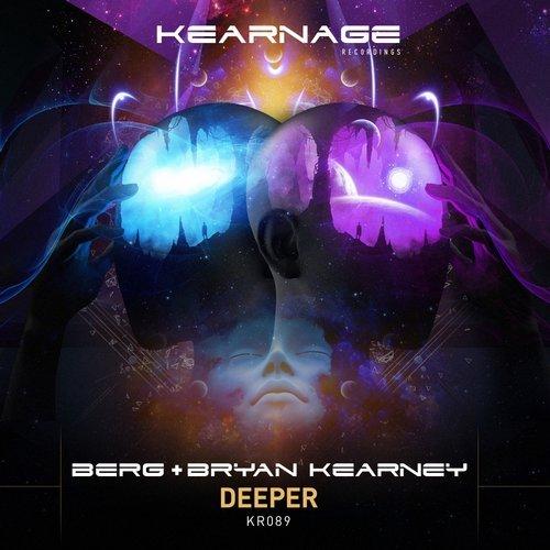 Bryan Kearney & Berg - Deeper (original mix) - Berg & Bryan Kearney combine to bring us our first release of 2018.