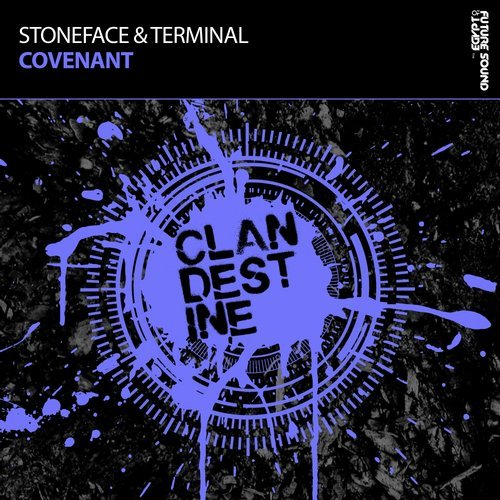 Stoneface & Terminal - Covenant - Clandestine bosses Stoneface & Terminal return with this brilliant tech trance slammer. Covenant is a groove fueled stomper with a hypnotic vocal break. A sure-fire winner for those who like their trance techy!