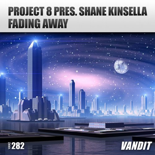 Project 8 presents. Shane Kinsella - Falling Away - Welcome back on board, Shane Kinsella! After last year's mega blast SERENITY he's now back with dark, tough and hypnotic FADING AWAY.