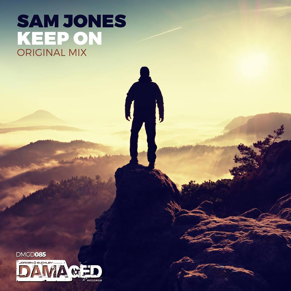 Sam Jones - Keep On (Original Mix) - 26.02.2018