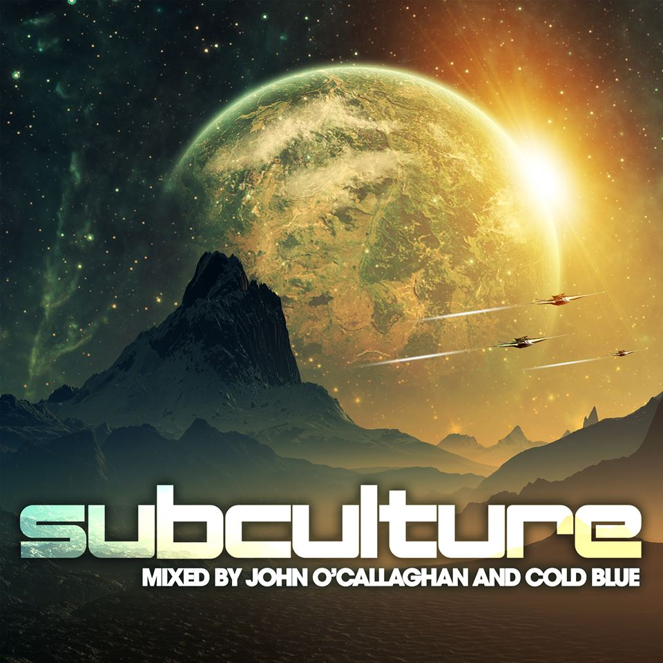 Subculture Mixed By John O'Callaghan & Cold Blue - Highlighting two of the distinct tones of the label's range, the album is co-helmed by head-honch John O'Callaghan and one of the scene's biggest 2017 breakouts, Cold Blue. Both have used its occasion to put their own production material on the frontline of its mixes. So often the mainstay of their sets, across its 29 tracks, no fewer than 19 first gleamed from the DJs' own studios.