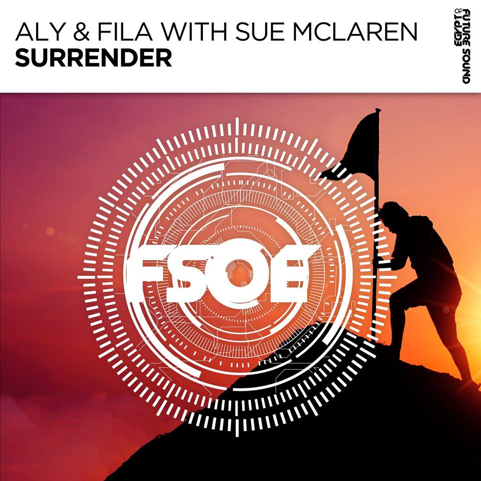 Aly & Fila & Sue McLaren - Surrender - Taken from Aly & Fila's seminal album 'Beyond The Lights', 'Surrender' is their next single featuring the glorious vocals of Sue McLaren. This feel-good uplifter delivers a message of unity and optimism that has been a mainstay in their sets from the pyramids at Giza to festivals around the globe. Surrender yourself to Aly & Fila; surrender yourself to a brand new day!