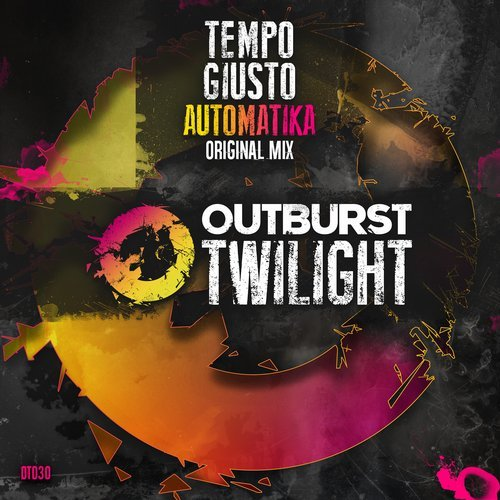 Tempo Giusto - Automatika - The tech-trance tyrant that is Tempo Giusto returns with his darker side on Twilight with a brand new beast called Automatika. In true Tempo fashion he has all the key trance ingredients in place that will make a full dancefloor totally lose themselves in the moment, but also a strong flavouring of psy energy that will hit hard and punch exactly where it hurts. This is a head-down-no-nonsense dark and serious banger from Tuomas, an essential Twilight release!