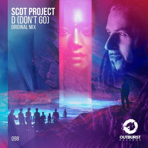 scot project - d (don't go) - Scot Project, the don of hard-trance and all things TECH, is back again on Outburst with his follow up to the 2016 release W5 (Waiting For)! The man with more letters in his back catalogue than a can of Alphabetti Spaghetti hits us with a D (Don't Go) and it is a spot of studio-genius! Slamming in drop, after drop, after drop, Frank Zenker's modern take on hard trance is extremely infectious and with all of his trademark drum patterns, soaring riffs, relentless basslines and old school vocals in place, this is easily one of Scot Project's biggest ever releases. This will go down in history as one of the classics, a true crowd-pleaser!