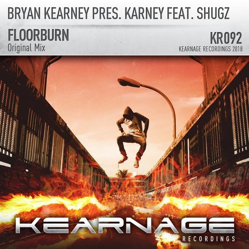 Bryan Kearney presents Karney Feat. Shugz - One of the illusive ID's from Bryan Kearney's ASOT 850 set.