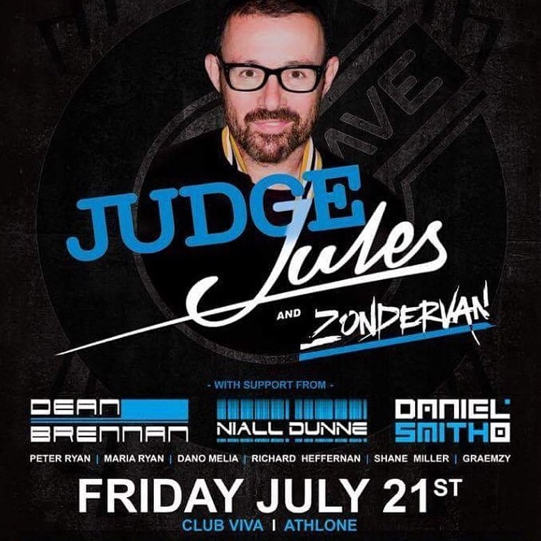 Opening set @ Crave presents Judge Jules + Support -