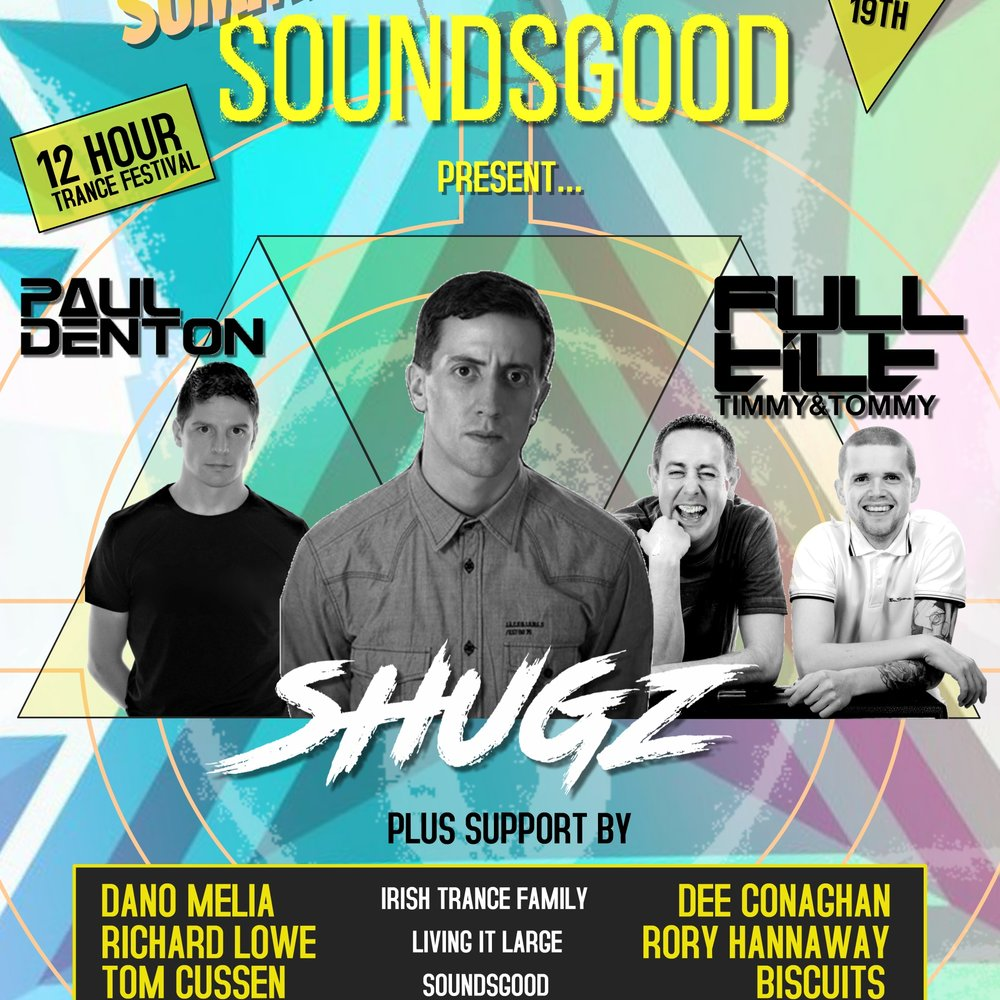 Tom Cussen SoundsGood Promo Mix August 2017 -