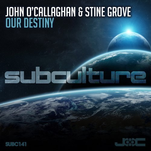 "John O'Callaghan & Stine Grove - Our Destiny (original mix) - A proper uplifting tune is one that not only elates the mood in a room, but also one that catalyzes the utmost emotive response.Over his storied tenure in trance, John O'Callaghan has mastered this technique when electing to create a piece under the uplifting guise. His most recent endeavor, ""Our Destiny,"" finds itself among other anthemic gems in his repertoire, which include ""One Special Particle,"" his iconic ""Two Trees,"" and more recently, ""Choice of the Angels.""Stine Grove's vocal talents were tapped for ""Our Destiny,"" with her warm vocals wrapping around a distinctive low end and touching chord progressions. The piece cascades into an ethereal breakdown, emptying into a river of sentimentality as all of its elements come together in a cohesive, and blissful form. Given the ""hands in the air"" moments that this production elicits, we're quite confident that it will be rinsed far and wide across the trance sphere throughout the coming months."