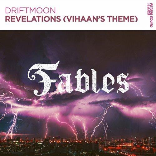 DRIFTMOON - REVELATIONS (VIHAAN'S THEME) - 29.06.2018