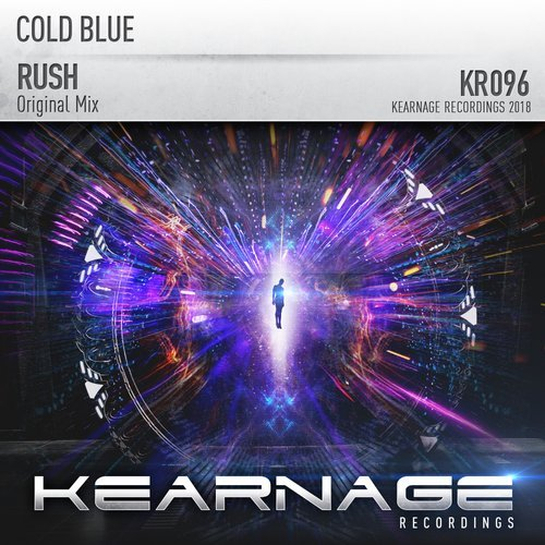 COLD BLUE - RUSH (ORIGINAL MIX) - 09.07.2018