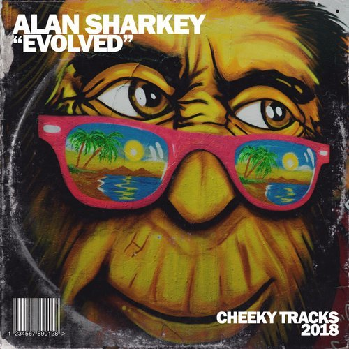 ALAN SHARKEY - EVOLVED (ORIGINAL MIX) - 08.06.2018